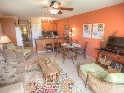 Photo for Maui Vista 3214 Upgraded 1 BR w/Garden View-Great for Couple or Small Family