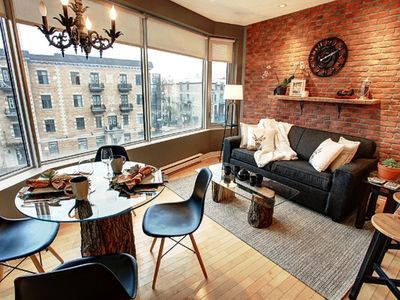 Photo for #299 Nice APT in Quartier Latin AND Plateau Mont-Royal