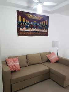 Photo for Condominio Edesias Forte, an apartment with great location and all comfort