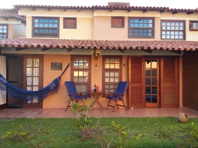 Photo for House with 3 Qts for you to enjoy with charm and comfort. Condominium in Geribá