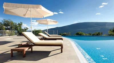 Modern and Luxury Apartment/ Acacia Hill/ Kotor Bay Stunning View/ Infinity Pool