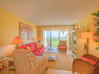 Photo for Oceanfront Condominium with Great Amenities for Loads of Family Fun!