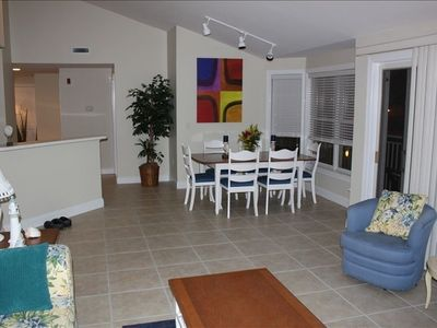 Photo for BEST RATES! Beautiful New 3BR/2BA Condo, Ocean view, 1 Block from the Boardwalk