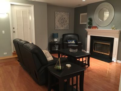 Photo for Walking Distance to Wrigley Field w/Garage Parking-Sleeps 6