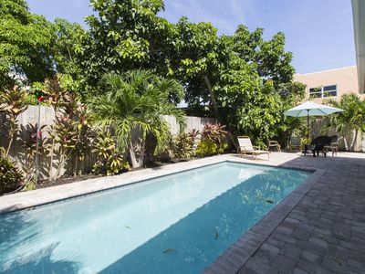 Photo for Private Pool home  on the Atlantic coast  of South Florida
