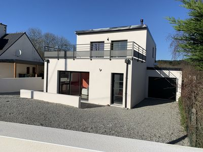 Photo for Contemporary house - Morgat