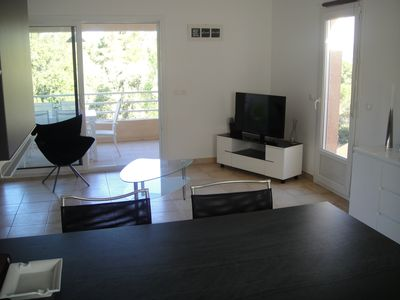 Photo for PORTICCIO-SUMMER RENTAL FURNISHED-M2-6 70 PEOPLE