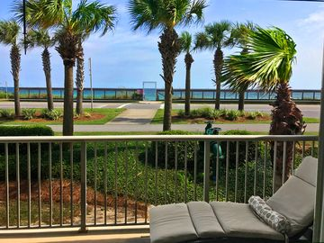 Crystal View 102-3BR-Porch w/Gulf Views! Mar 1 to 4 $783! 50ft to Beach-FunPass