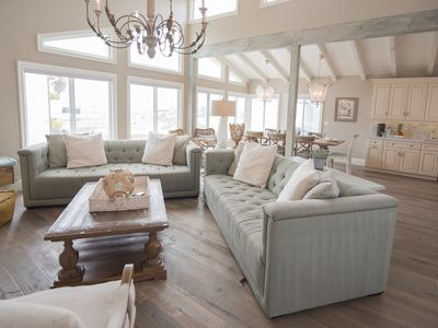 Photo for **Summer OPEN** Remodeled & Beautiful Beach House Retreat! Ocean Views!!
