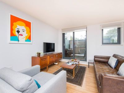 Photo for Stylish & Bright 3BR Apartment With Terrace