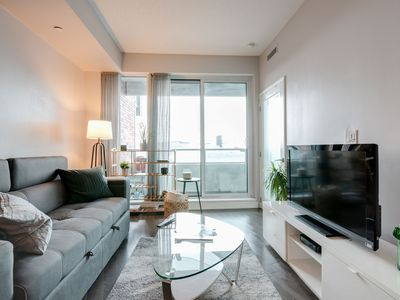 Photo for 2BR/3BD Trendy Liberty Village w/ Free Parking