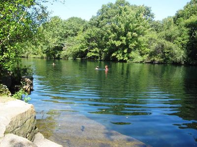 Photo for Quarry Crest House: Includes swimming rights to Little Parker quarry