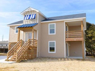 Photo for CJ's Hideaway! Brand New Home! 500ft to Beach Access. Milepost 7.5