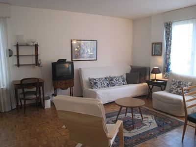Photo for Studio flat in a central but peaceful area close to public transportation