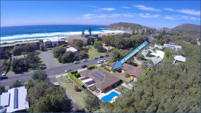 Photo for 4BR House Vacation Rental in Boomerang Beach, NSW