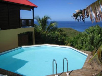 Photo for 3BR Apartment Vacation Rental in Bouillante, Guadeloupe