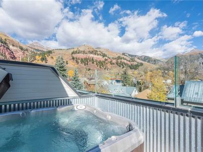 Photo for Premium One-Bedroom Suite With Private Hot Tub