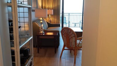 EXCELLENT FOR COUPLES 1 BDRM KING OCEANFRONT, GREAT LOCATION ON THE GOLDEN MILE