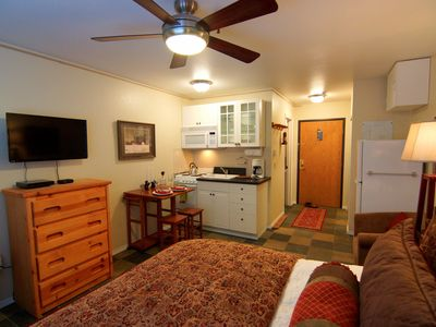 Photo for Comfortable, Spacious Studio In The Heart Of Park City!