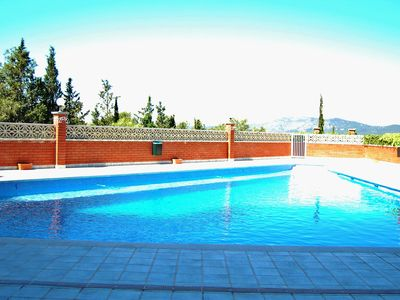 Photo for SitgesNow Mountain View - Terrace and communal pool - 3 minutes from Sitges
