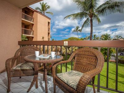 Photo for Second floor 1 bedroom Garden View sleeps 4 at the Maui Vista #1220