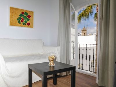 Photo for Apartment in Vejer de la Frontera