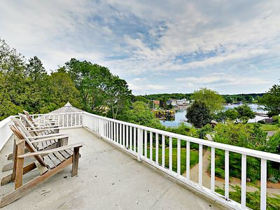 Rooftop Deck - Welcome to South Bristol! This home is professionally managed by TurnKey Vacation Rentals.
