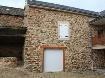 Photo for Gite in old renovated farmhouse between Rodez / Albi