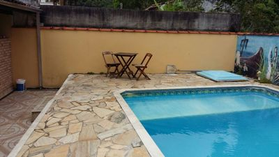 Photo for House with pool in Massaguaçu within condominium