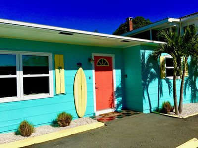 Photo for Key West Style  Bungalow 100 Yds To  St. Pete Beach Remodeled, Immaculate,WiFi