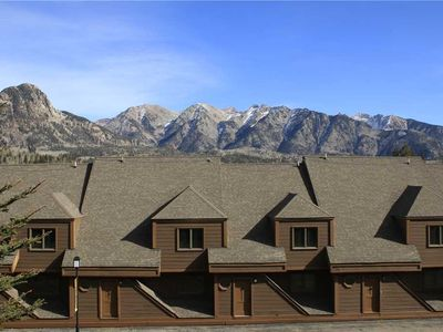 Photo for 3 Bedroom 3 Bath Condo with private entrance and spectacular mountain views..