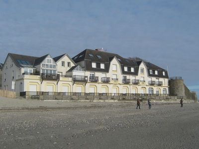 Photo for Studio on the seafront and close to shops