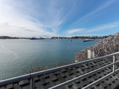Photo for Bayfront suite w/ shared heated pool, hot tubs, & sauna - dogs ok!