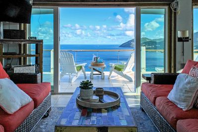 Enjoy gorgeous ocean views from almost every room!