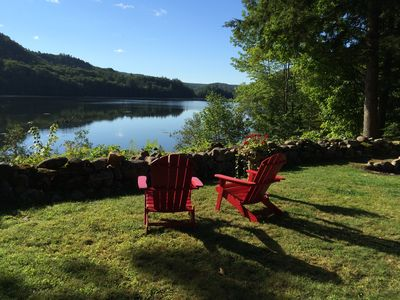 Photo for Vermont Cottage Lake Amherst ~ Route 100 ~ Close to Okemo &  Killington Areas