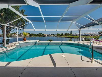Photo for Roelens Vacations - Villa Belle Vie, Cape Coral, FL