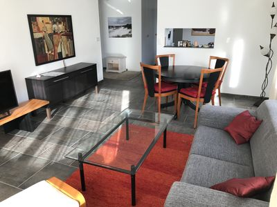 Photo for Cozy 4 1/2 room. Whg. In Arosa with a high standard
