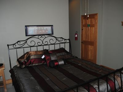 """Photo for Pilot House - """"Captain's Quarters""""  King Bed, Private Bath, coded entrance."""