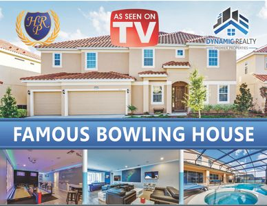Photo for AS SEEN ON TV UNIQUE GLOBAL HOME WITH 2X BOWLING,4X PROJECTORS,GAMING AND  MORE