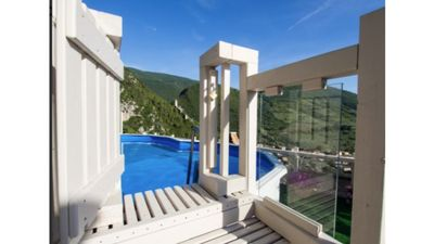 Photo for LE ROCCHE - Under the Castel, AMETISTA Apartment with SPA and Black River View