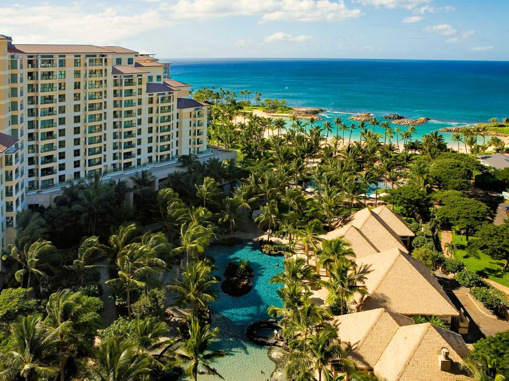 Marriott Ko Olina Beach Club  5 Star Oceanfront Resort