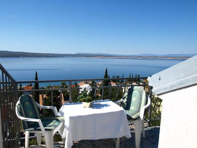 Photo for Holiday apartment with roof terrace