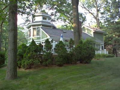 Photo for Cape Cod Home 2 Blocks from Lake Michigan- Sleeps 6