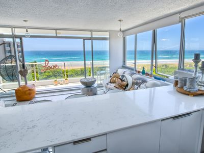Photo for BEACHFRONT LUXURY LIFESTYLE LIVING