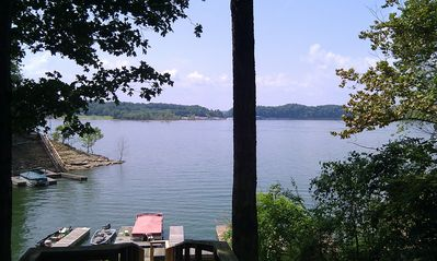 Lake Access And View For Fishing, Boating, Camping