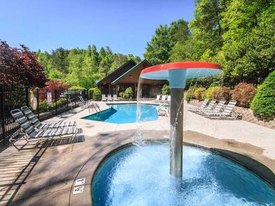 Photo for Peace of Mind 1 Bedroom Mountain View Home with Hot Tub