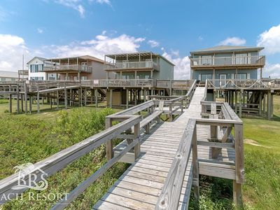 Photo for This house has a great view from upper and bottom deck's.