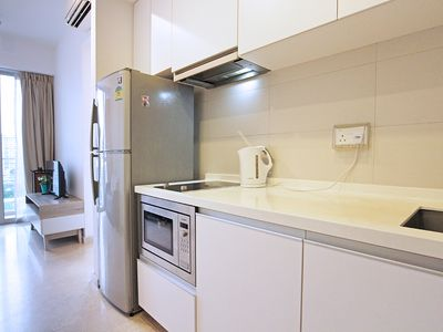 Photo for Cosy & Fully Furnished apartment near to coast, East Coast/ Katong