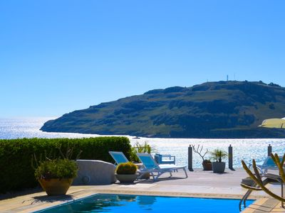 Photo for Stylish & Luxurious Villa, Vlicha Bay near Lindos, full uninterrupted sea views