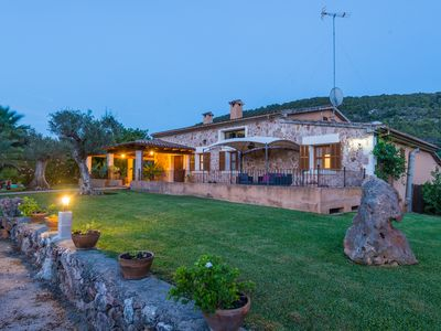 Photo for Stone Country House with Private Pool and Magnificent Views